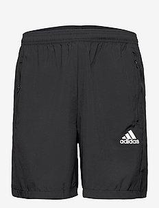 AEROREADY Designed To Move Woven Shorts - training korte broek - black