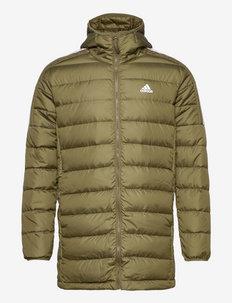 Essentials Down Parka - vestes d'extérieur et de pluie - focoli