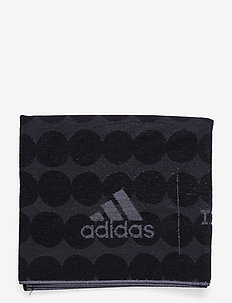 Marimekko Räsymatto Towel - svømmetilbehør - black/carbon
