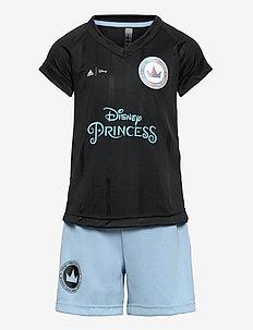 Disney Princesses Football Set W - trainingspakken en tweedelige sets - black/clesky