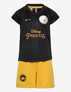 Disney Princesses Football Set W - voetbalshirts - black/bogold