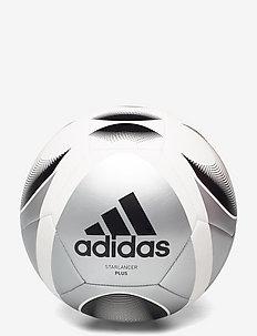Starlancer Plus Ball - fotballutstyr - silvmt/white/black