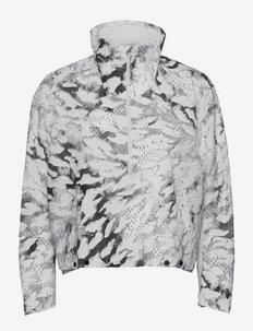 Fast Graphic Primeblue Jacket W - vestes d'entraînement - greone