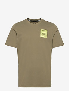 Terrex Patch Mountain Graphic Tee - t-shirts - focoli