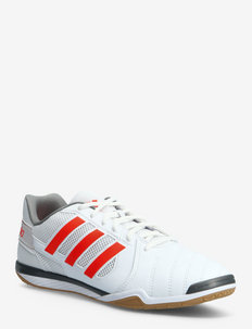 Top Sala Boots Q4 21 - buty piłkarskie - ftwwht/solred/ironmt