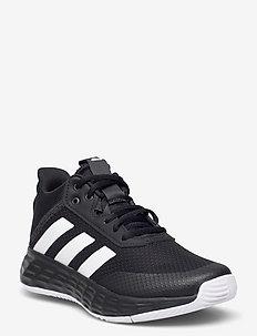 Ownthegame 2.0 - training schoenen - cblack/ftwwht/carbon