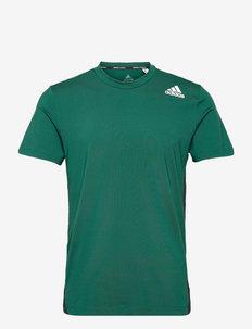 Aeromotion Tee - t-shirts - cgreen