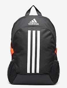 Power 5 Backpack Small - backpacks - carbon/white/visgre/a