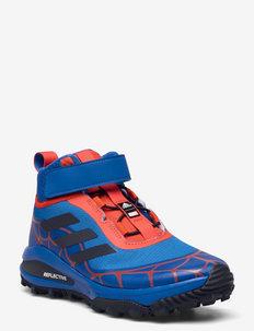 Spiderman FortaRun - training schoenen - blue/legink/borang