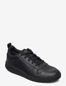 Tensaur - training schoenen - cblack/cblack/gresix