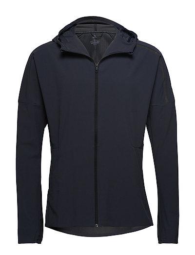 Z.N.E. Jacket M Outerwear Sport Jackets Schwarz ADIDAS PERFORMANCE