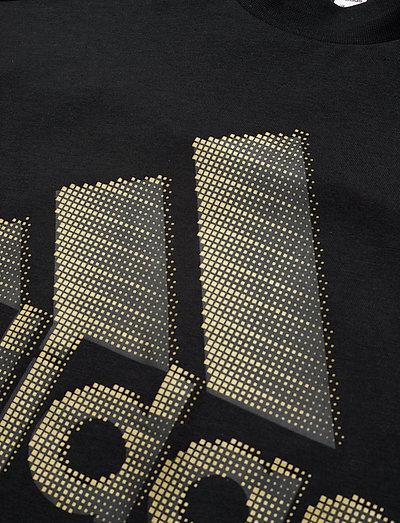 Adidas Performance W Id Glam Tee- T-shirts & Tops Black