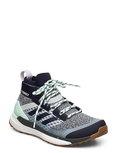 Terrex Free Hiker W Shoes Sport Shoes Outdoor/hiking Shoes Grau ADIDAS PERFORMANCE