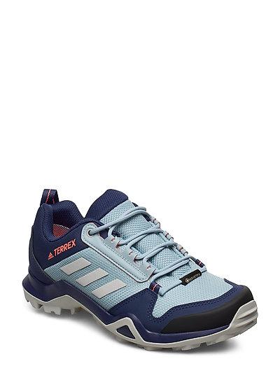 Terrex Ax3 Gtx W Shoes Sport Shoes Outdoor/hiking Shoes Blau ADIDAS PERFORMANCE