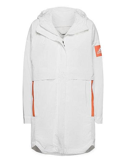 W Myshelter W.R Outerwear Sport Jackets Weiß ADIDAS PERFORMANCE