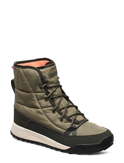 Terrex Choleah Padded Cp Shoes Boots Ankle Boots Ankle Boots Flat Heel Grün ADIDAS PERFORMANCE