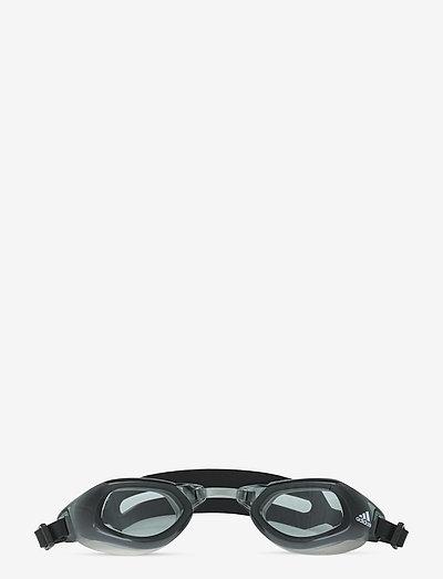 persistar fit unmirrored swim goggle - badtillbehör - smolen/black/white
