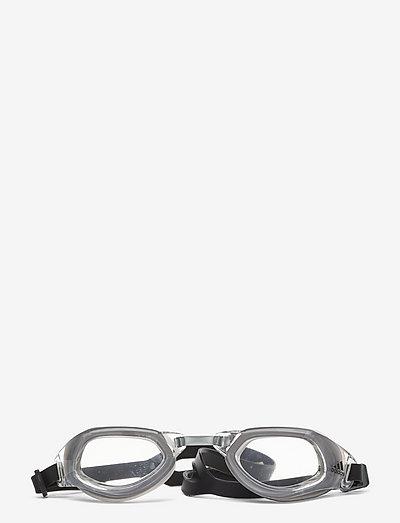 persistar fit unmirrored swim goggle - badtillbehör - white/utiblk/utiblk