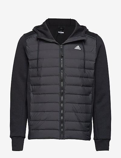 Varilite Hybrid Jacket - friluftsjackor - black