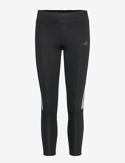 Running 3-Stripes High Waist Tights W - løpe- og treningstights - black/white