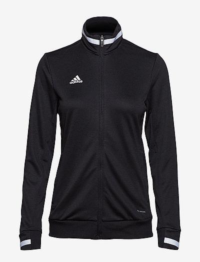 Team 19 Track Jacket W - sweatshirts - black