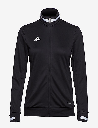 Team 19 Track Jacket W - sweatshirts - black/white