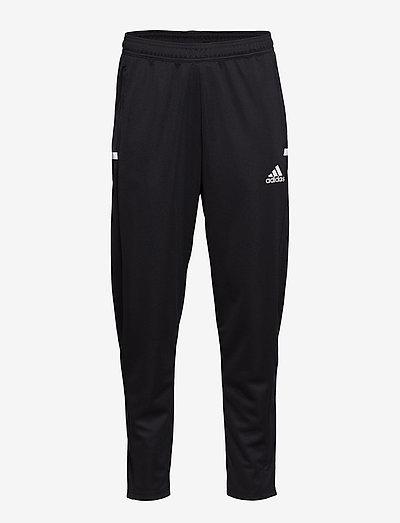 Team 19 Track Pants - sportbyxor - black/white