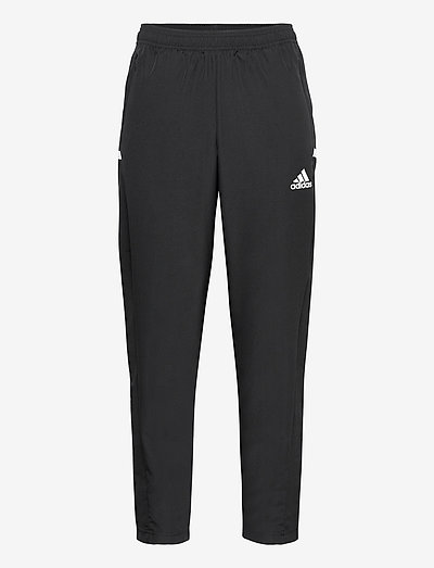 Team 19 Woven Pants - sportbyxor - black/white