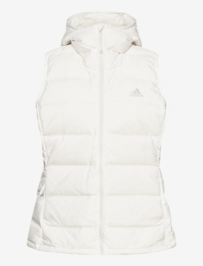 Helionic Down Vest W - puffer vests - cwhite