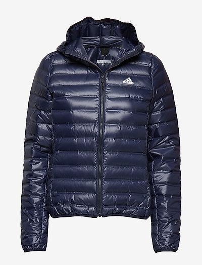 Varilite Down Jacket W - outdoor & rain jackets - legink/white