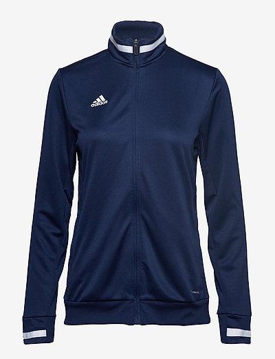 Team 19 Track Jacket W - sweatshirts - navy
