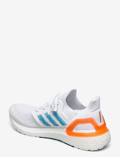 Adidas Performance Ultraboost 20 Primeblue- Urheilukengät Ftwwht/shablu/truora