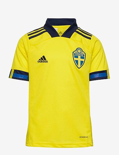 Sweden 20/21 Home Jersey - fotbollströjor - yellow/nindig