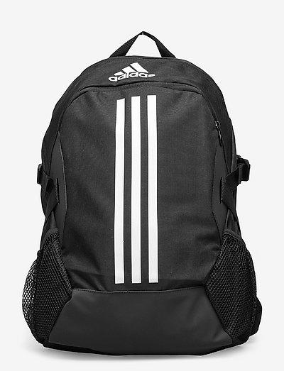 Power 5 Backpack - nyheter - black/white