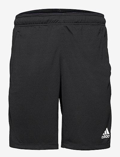 All Set 9-Inch Shorts - träningsshorts - black