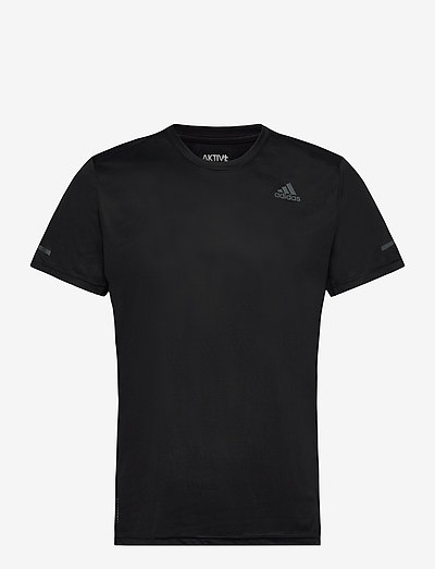 Run It Tee - t-shirts - black
