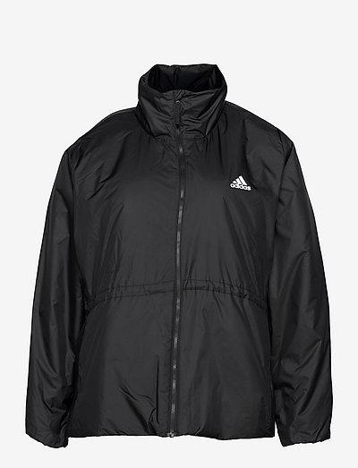 BSC 3-Stripes Insulated Winter Jacket W - jakker og regnjakker - black