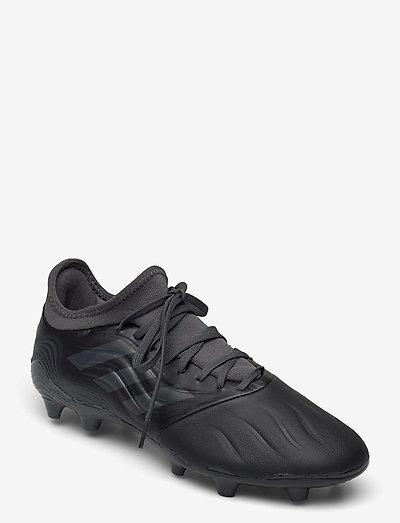 Copa Sense.3 Firm Ground Boots Q3Q4 21 - fotbollsskor - cblack/gresix/gresix