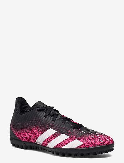 Predator Freak.4 Turf Boots - fotbollsskor - shopnk/ftwwht/cblack