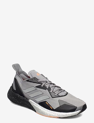 x9000L3 W.RDY M - chaussures de course - grethr/msilve/cblack