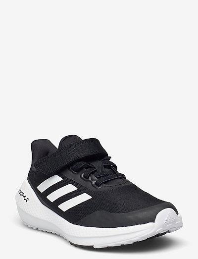 EQ21 Run - running shoes - cblack/ftwwht/cblack