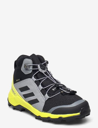Terrex Mid GORE-TEX Hiking - wanderschuhe - cblack/grethr/aciyel
