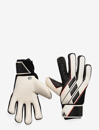 Tiro Pro Goalkeeper Gloves - fotballutstyr - white/black