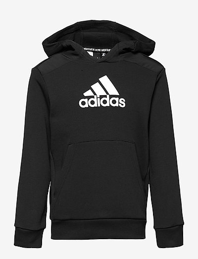 Logo Hoodie - hættetrøjer - black/white