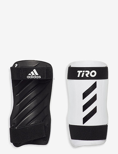 Tiro Training Shin Guards - fotbollsutrustning - black/white/white