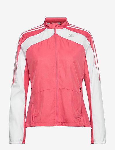 Marathon 3-Stripes Jacket W - sportsjakker - hazros
