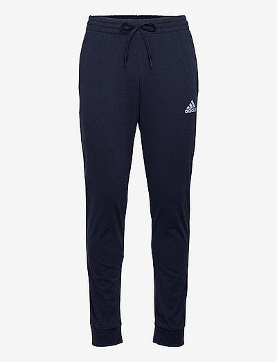 Essentials Single Jersey Tapered Cuff Pants - sweatpants - legink