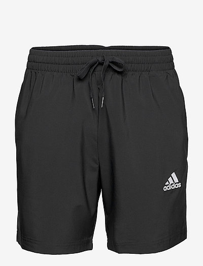 AEROREADY Essentials Chelsea Small Logo Shorts - träningsshorts - black/white