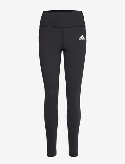 FeelBrilliant Designed To Move High Waist Tights W - løbe- og træningstights - black/white