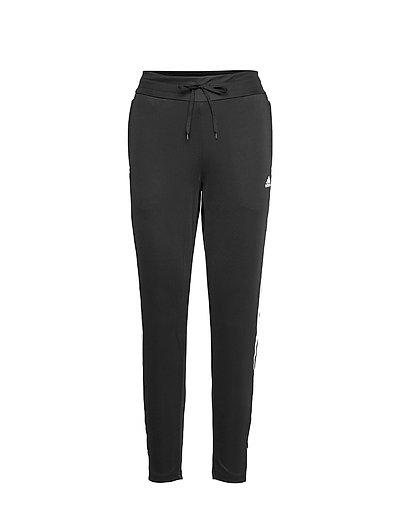 Designed To Move 3-Stripes 7/8 Pants W - træningsbukser - black/white